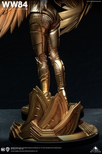 Queen Studios - Wonder Woman 1984 - Golden Armor Wonder Woman - 23