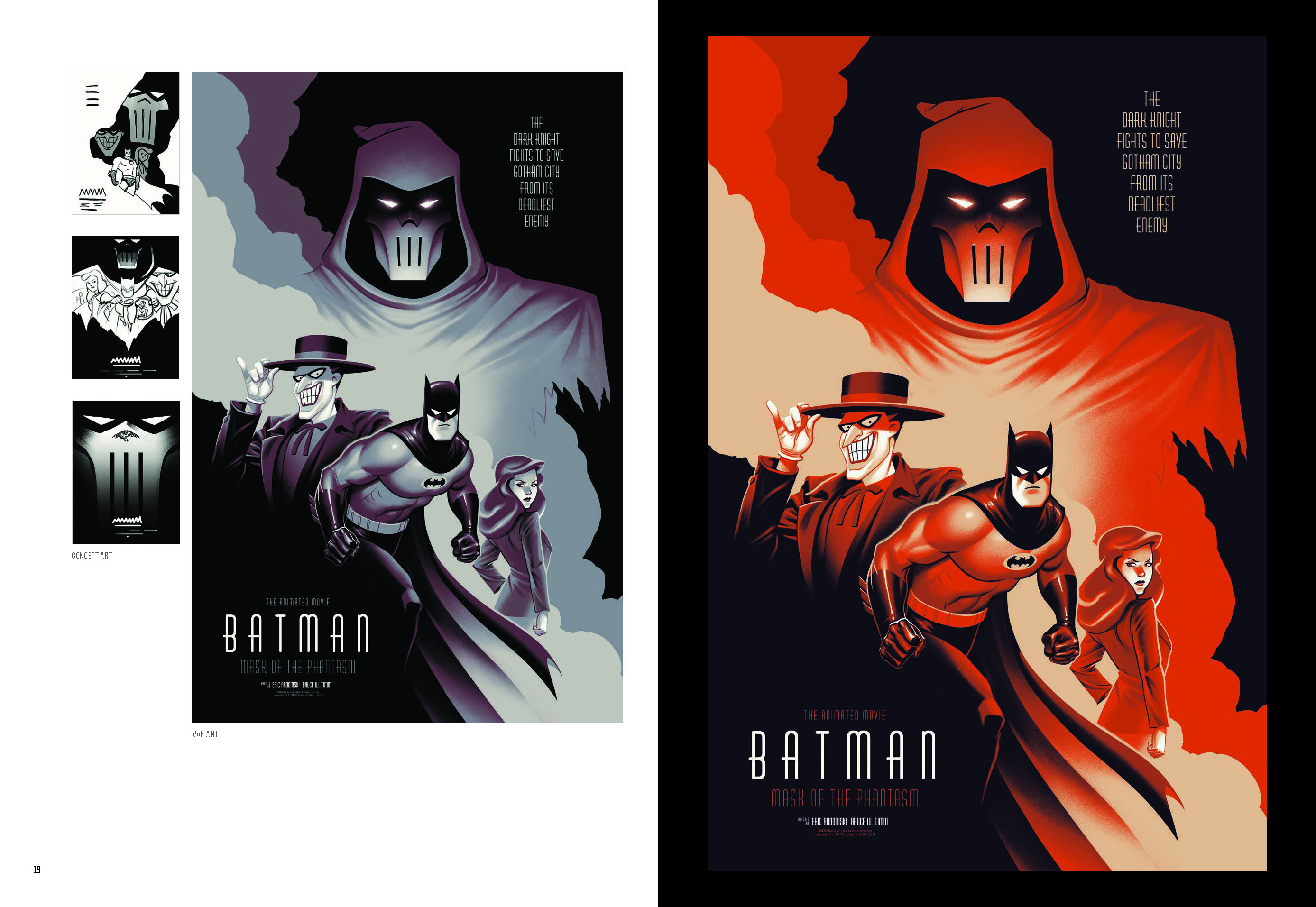 Batman: The Animated Series: The Phantom City Creative Collection review | Batman News