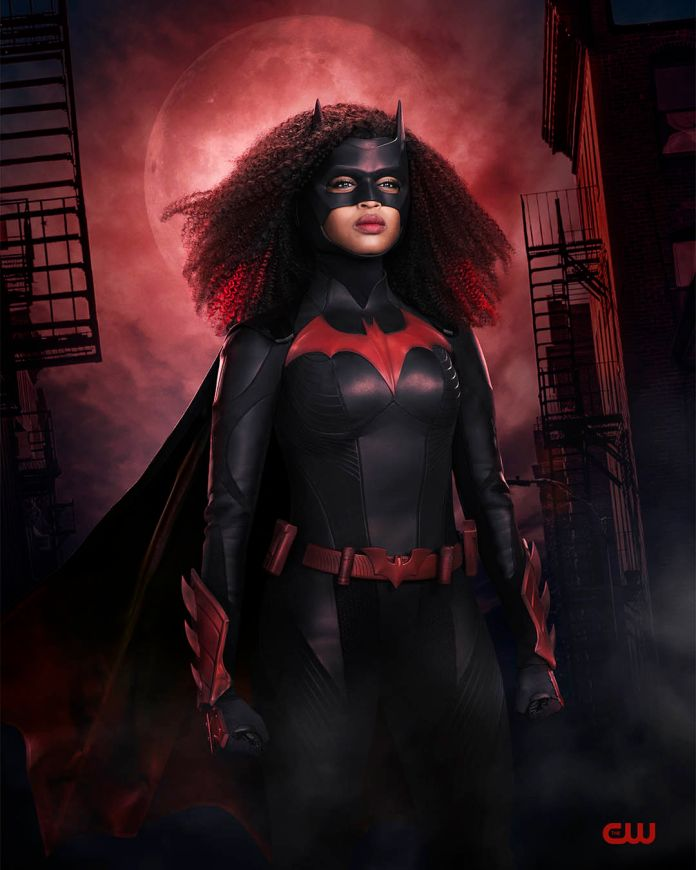 Batwoman - Season 2 - Javicia Leslie - First Look - 01