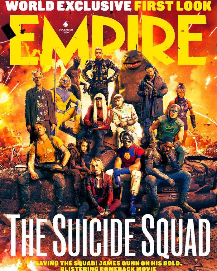 Empire - The Suicide Squad - 01