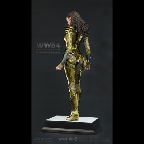 JND Studios - Wonder Woman 1984 - Golden Armor - Black Background - 02