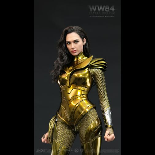 JND Studios - Wonder Woman 1984 - Golden Armor - Black Background - 04