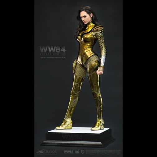 JND Studios - Wonder Woman 1984 - Golden Armor - Black Background - 06