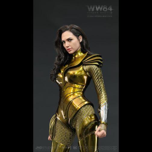JND Studios - Wonder Woman 1984 - Golden Armor - Black Background - 11