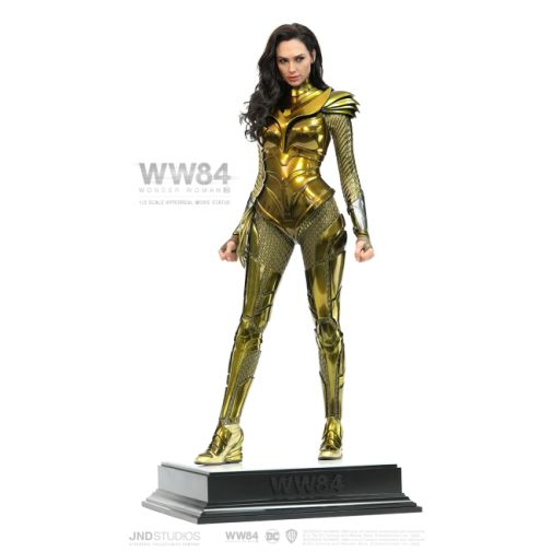 JND Studios - Wonder Woman 1984 - Golden Armor - White Background - 04