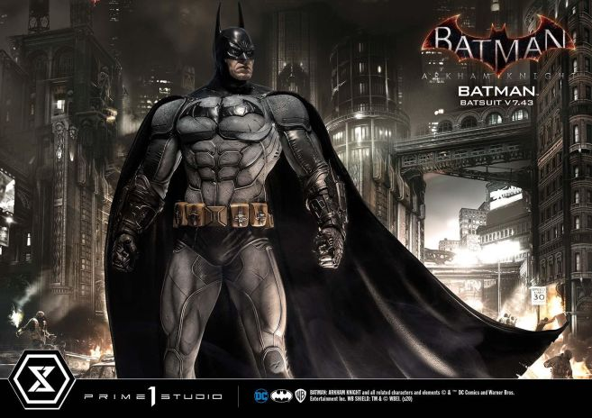 Prime 1 Studio - Batman Arkham Knight - Batman Batsuit V743 - 10