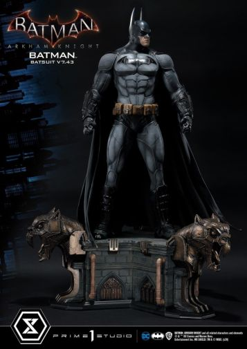 Prime 1 Studio - Batman Arkham Knight - Batman Batsuit V743 - 20