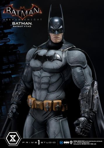 Prime 1 Studio - Batman Arkham Knight - Batman Batsuit V743 - 22