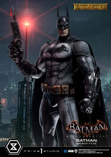 Prime 1 Studio - Batman Arkham Knight - Batman Batsuit V743 - EX - 02