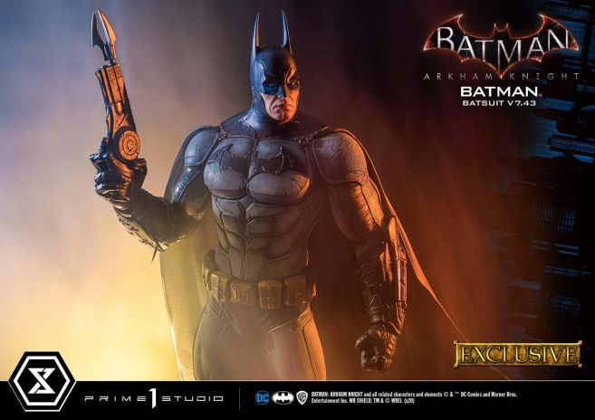 Prime 1 Studio - Batman Arkham Knight - Batman Batsuit V743 - EX - 05