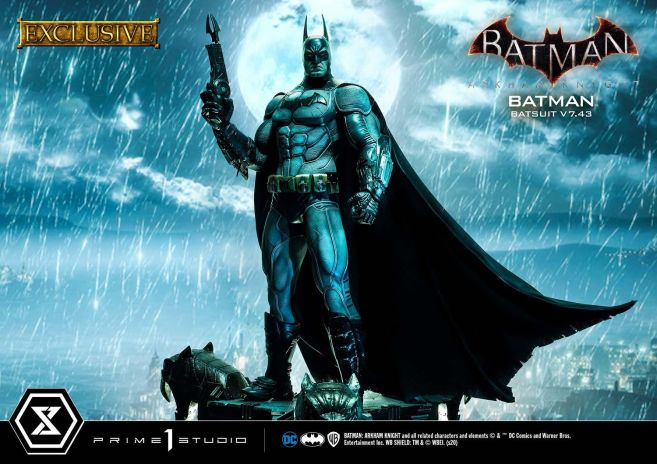 Prime 1 Studio - Batman Arkham Knight - Batman Batsuit V743 - EX - 06
