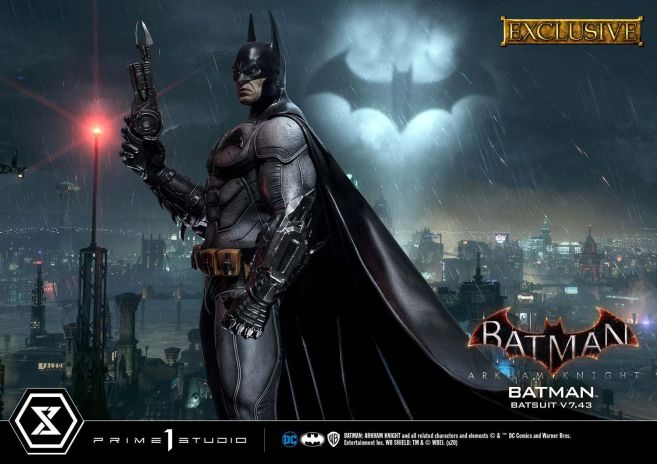 Prime 1 Studio - Batman Arkham Knight - Batman Batsuit V743 - EX - 08
