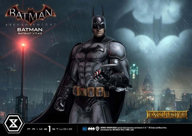 Prime 1 Studio - Batman Arkham Knight - Batman Batsuit V743 - EX - 14
