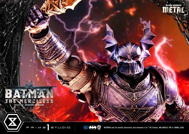 Prime 1 Studio - Dark Knights Metal - The Merciless - 02