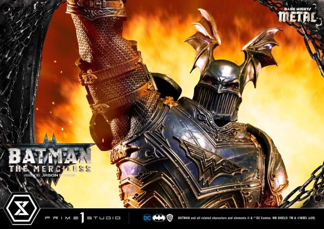 Prime 1 Studio - Dark Knights Metal - The Merciless - 05