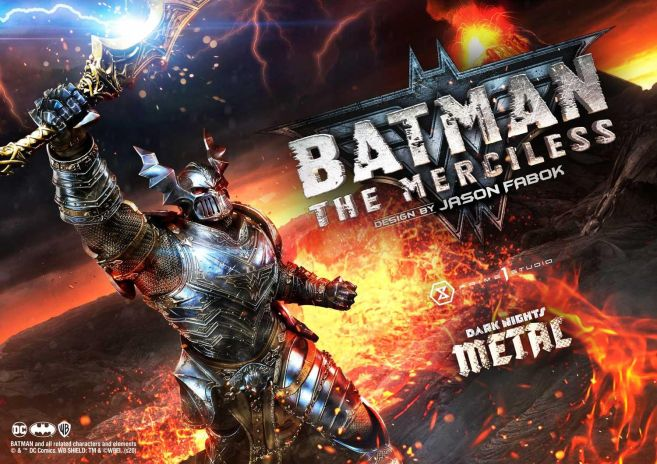 Prime 1 Studio - Dark Knights Metal - The Merciless - 14