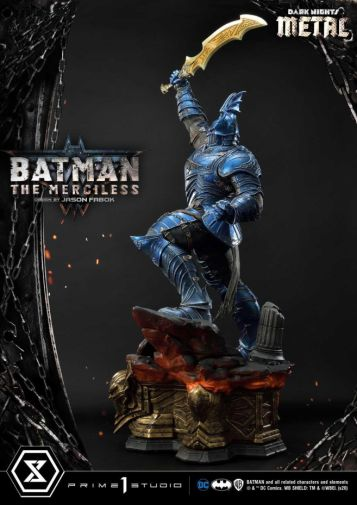 Prime 1 Studio - Dark Knights Metal - The Merciless - 29