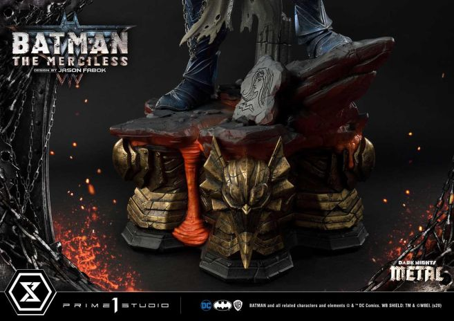 Prime 1 Studio - Dark Knights Metal - The Merciless - 38