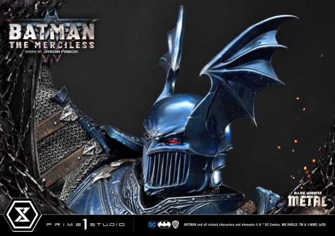 Prime 1 Studio - Dark Knights Metal - The Merciless - 45