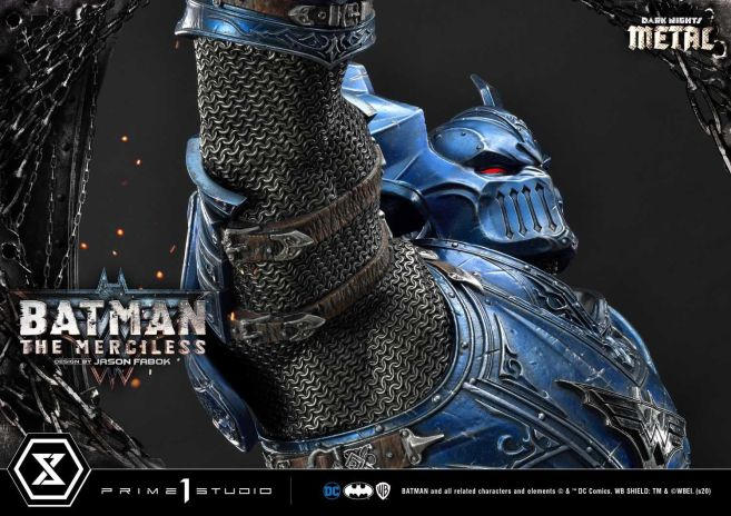 Prime 1 Studio - Dark Knights Metal - The Merciless - 46