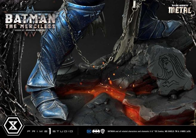 Prime 1 Studio - Dark Knights Metal - The Merciless - 59