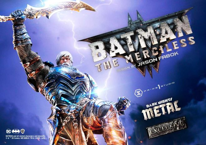 Prime 1 Studio - Dark Knights Metal - The Merciless - 71