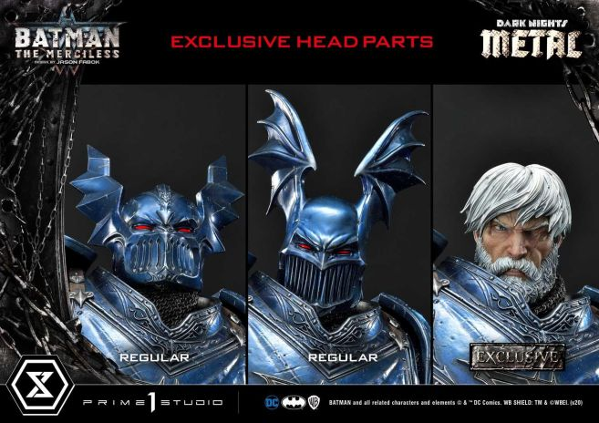 Prime 1 Studio - Dark Knights Metal - The Merciless - 80
