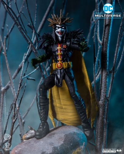 McFarlane Toys - DC Multiverse - Dark Knights - Death Metal Darkfather - Robin King - 01
