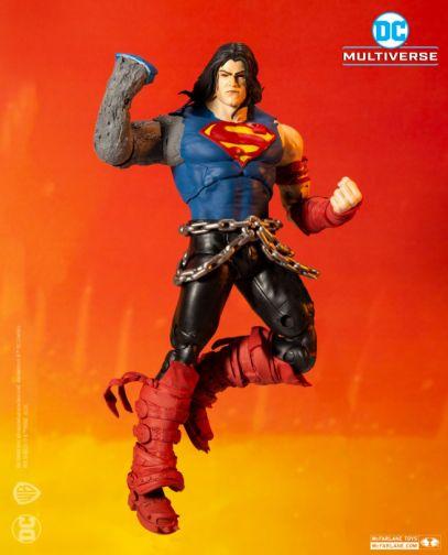 McFarlane Toys - DC Multiverse - Dark Knights - Death Metal Darkfather - Superman - 01