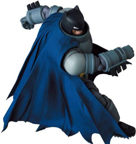 Medicom - MAFEX - The Dark Knight - Armored Batman - 04
