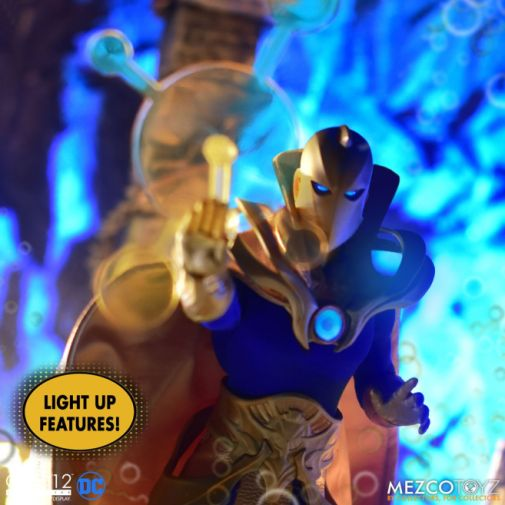 Mezco Toyz - One 12 Collective - Doctor Fate - 02