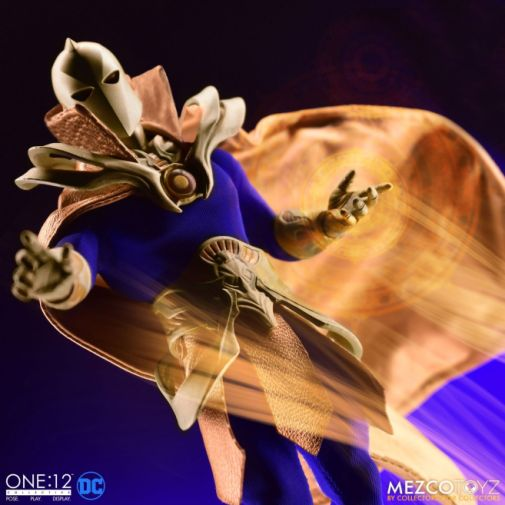 Mezco Toyz - One 12 Collective - Doctor Fate - 16