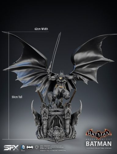 Silver Fox Collectibles - Batman - Arkham Knight Batman - 01