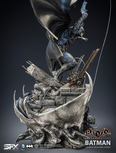 Silver Fox Collectibles - Batman - Arkham Knight Batman - 07