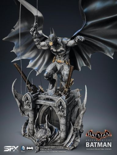 Silver Fox Collectibles - Batman - Arkham Knight Batman - 09