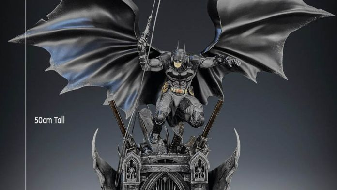 Silver Fox Collectibles - Batman - Arkham Knight Batman - Featured - 01
