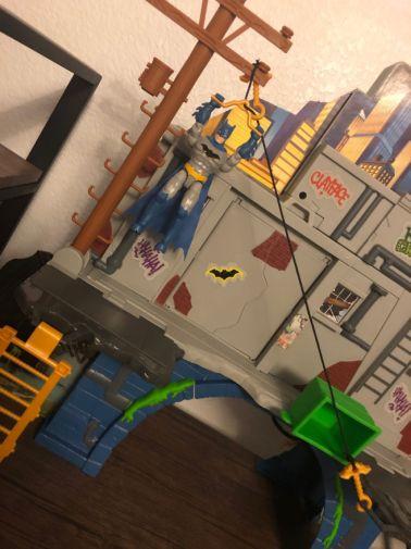 3-in-1 Batcave 6