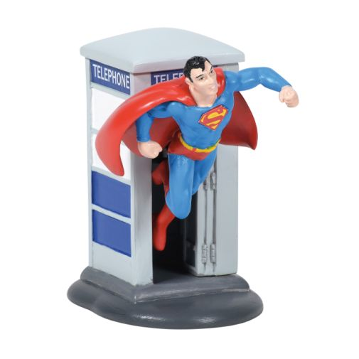 Department 56 Daily Planet Superman