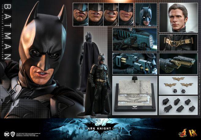Hot Toys - The Dark Knight Rises - Batman - 26