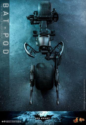 Hot Toys - The Dark Knight Rises - Batpod - 13