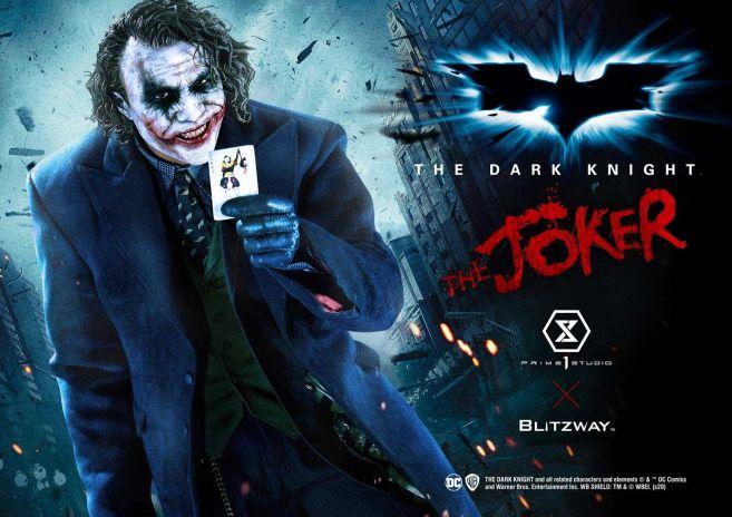 Prime 1 Studio - Batman - The Dark Knight - Joker - 02