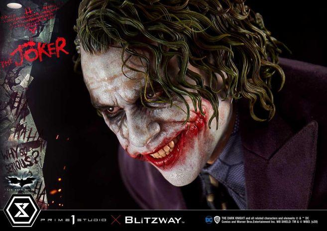 Prime 1 Studio - Batman - The Dark Knight - Joker - 12