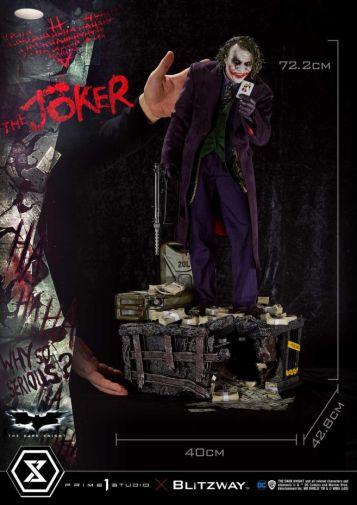 Prime 1 Studio - Batman - The Dark Knight - Joker - 13