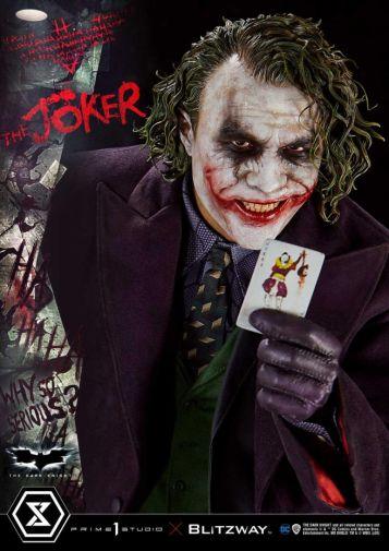 Prime 1 Studio - Batman - The Dark Knight - Joker - 18
