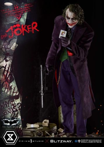 Prime 1 Studio - Batman - The Dark Knight - Joker - 31