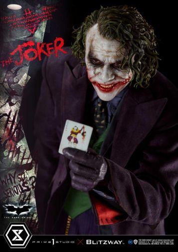 Prime 1 Studio - Batman - The Dark Knight - Joker - 33