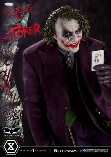Prime 1 Studio - Batman - The Dark Knight - Joker - 39