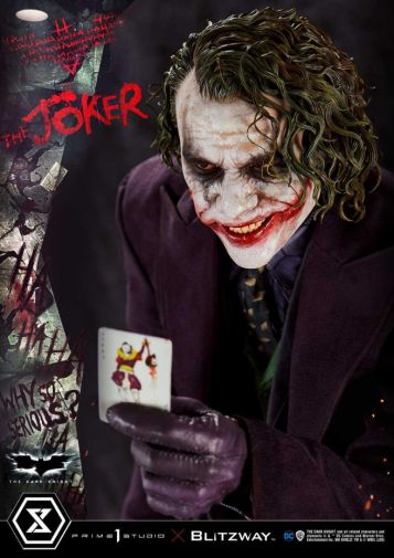 Prime 1 Studio - Batman - The Dark Knight - Joker - 43