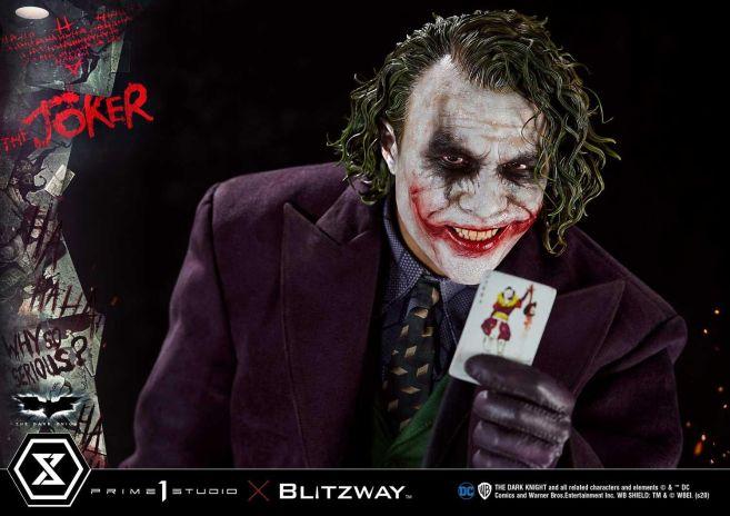 Prime 1 Studio - Batman - The Dark Knight - Joker - 57