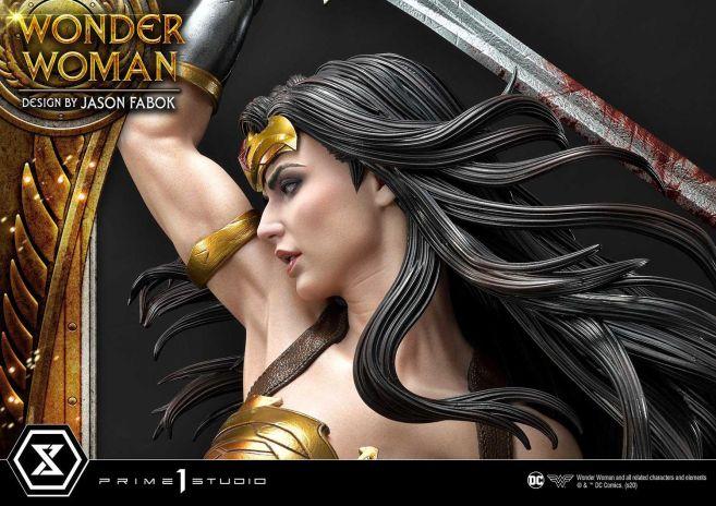 Prime 1 Studio - Wonder Woman - Wonder Woman vs Hydra - 17